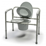 Bariatric Bedside Commode - Medical Supplies Paducah